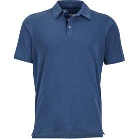 Marmot Wallace Miehet Lyhythihainen paita , sininen
